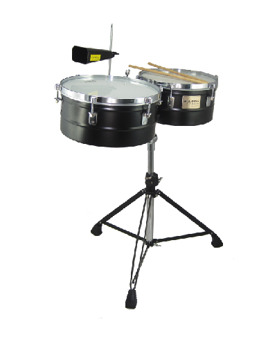 13 INCH & 14 INCH BLACK POWDER TIMBALES
